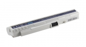 АКБ для ноутбука Acer (UM08A71) / 11.1V, 4400mAh / Aspire One A110, A150, D250 белая