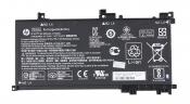 АКБ для ноутбука HP (HSTNN-DB7T) / 15.4V, 4112mAh / Pavilion 15-bc черная