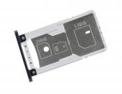 Лоток SIM карты Б/У ASUS ZenFone 3 ZE520KL черный