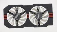Вентиляторы для видеокарты Б/У ASUS GTX750TI-OC-2GD5 с рамкой