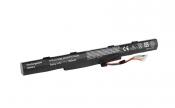 АКБ для ноутбука Acer (AS16A8K) / 14.8V, 2200mAh / Aspire E5-475 черная
