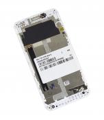 """Модуль для смартфона Б/У 5"""" Lenovo A2020 белый с рамкой ORIGINAL"""