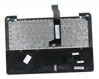 Клавиатура для ноутбука ASUS UX30 топкейс черный, клавиатура черная