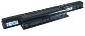 АКБ для ноутбука Acer (AS10D73) / 10.8V, 4400mAh / Aspire 4250, 4253, 4738, 4741 черная
