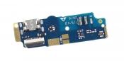 Сабборд для смартфона Б/У ASUS ZenFone Max ZC550KL ORIGINAL (процессор MSM8916) / QL1502_Mj3kb