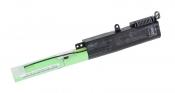 АКБ для ноутбука ASUS (A31N1601) ORIGINAL / 10.8V, 3350mAh / X541 серии черная