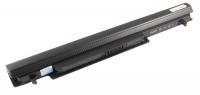 АКБ для ноутбука Asus (A41-K56) / 14.4V, 2600mAh / A46, A56, K46, K56 черная