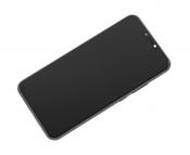 """Модуль для смартфона 6.2"""" ASUS Zenfone 5Z ZS620KL черный ORIGINAL с рамкой"""