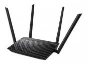 WiFi-маршрутизатор Б/У ASUS RT-AC750L / WiFi 2.4ГГц/5ГГц 802.11a/b/g/n/ac, 4 порта 100 Мбит/сек