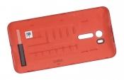 Задняя крышка смартфона Б/У ASUS ZenFone Go ZB551KL красная