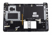 Клавиатура для ноутбука ASUS K501U топкейс серый, клавиши черные, с подсветкой / уценка