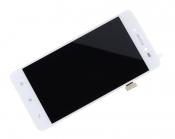 """Модуль для смартфона 5"""" Lenovo S90 белый ORIGINAL с рамкой"""