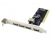 Контроллер PCI --> 5 USB