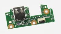 Плата интерфейсная для ноутбука ASUS X550ZE (USB2.0)