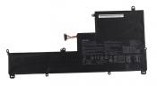 АКБ для ноутбука ASUS (C23N1606) ORIGINAL / 7.7V, 5195mAh / UX390UA черная