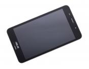 """Модуль для планшета Б/У 7"""" ASUS Fonepad 7 FE375CG черный ORIGINAL с серой рамкой"""