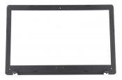 Корпус Б/У ASUS X550VA часть B (Рамка) черный