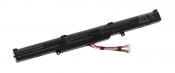 АКБ для ноутбука ASUS (A41N1611) / 14.8V, 2600mAh / GL752VW черная