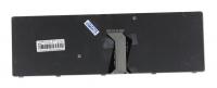 Клавиатура для ноутбука Lenovo Y570 Y570P черная с рамкой