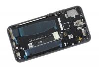 """Модуль для смартфона 6.2"""" ASUS Zenfone 5 ZE620KL черный ORIGINAL с рамкой"""
