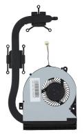 Вентилятор ASUS K46CM с термотрубкой