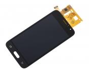 "Модуль для смартфона 4.5"" Samsung Galaxy J1 (2016) SM-J120F TFT черный"