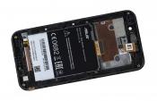 """Модуль для смартфона Б/У 4.5"""" ASUS ZenFone Go ZB450KL черный ORIGINAL с рамкой /хорошее состояние"""