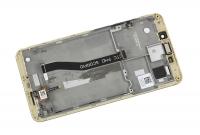 """Модуль для смартфона Б/У 5.5"""" ASUS ZenFone 3 Laser ZC551KL золотистый ORIGINAL с рамкой / хорош сост"""