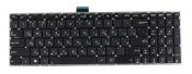 Клавиатура для ноутбука ASUS X502CA черная