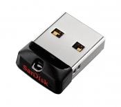 Флеш-накопитель (USB 2.0, 32Gb) SanDisk Cruzer Fit / SDCZ33-032G-G35