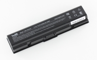 АКБ для ноутбука Toshiba (PA3534U-1BRS) TopON / 10.8V, 4000mAh / A200, A300, A350 черная