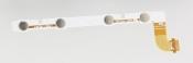 Боковые кнопки планшета ASUS Google Nexus 7 ME370TG (громкость, on/off) / 08301-00542200