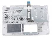 Клавиатура для ноутбука ASUS TP501UA топкейс серый, клавиши черные