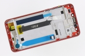 """Модуль для смартфона 6"""" ASUS ZenFone 5 Lite ZC600KL красный ORIGINAL с рамкой"""