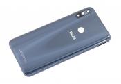 Задняя крышка смартфона Б/У ASUS Zenfone Max Pro (M2) ZB631KL темно-синяя / хорошее состояние
