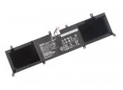 АКБ для ноутбука ASUS (C21N1423) ORIGINAL / 7.6V, 4900mAh / X302LA черная