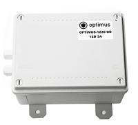 Блок питания для камеры видеонаблюдения Optimus 1230-OD