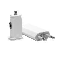 Зарядное устройство универсальное для планшетов, смартфонов (5V/1А) IQ-ACC01