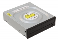 Привод DVD+/-RW LG SATA черный / GH24NSD1 GH24NSD5
