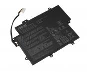 АКБ для ноутбука ASUS (C21N1625) ORIGINAL / 7.7V, 4940mAh / TP203 черная