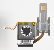 Вентилятор ASUS U1F с термотрубкой