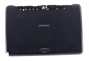 Задняя крышка для планшета Б/У Samsung Galaxy Note 10.1 тёмно-синяя