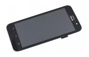 """Модуль для смартфона 5"""" ASUS ZenFone Go ZB500KG черный ORIGINAL с рамкой"""