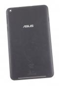 Задняя крышка планшета Б/У ASUS MeMO PAD 8 ME181C темно-коричневая