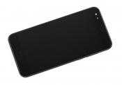 """Модуль для смартфона 5.5"""" ASUS ZenFone 4 ZE554KL черный ORIGINAL с рамкой"""
