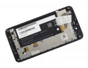 """Модуль для смартфона Б/У 4.3"""" ASUS PadFone Mini A11 черный ORIGINAL с рамкой"""