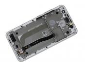 """Модуль для смартфона Б/У 5.5"""" ASUS ZenFone 3 ZE552KL белый ORIGINAL с рамкой / хорошее состояние"""