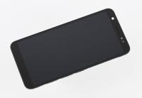 """Модуль для смартфона 5.5"""" ASUS ZenFone Live (L1) ZA550KL черный ORIGINAL с рамкой"""