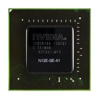 Видеочип nVidia GeForce GT555M (N12E-GE-A1)