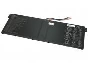 АКБ для ноутбука Acer (AP16M5J) оригинальная / 7.7V, 4810mAh / Aspire 3 A315-21G черная
